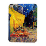 Van Gogh Cafe Terrace At Night Magnet