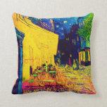 Van Gogh - Cafe Terrace At Night Pop Art