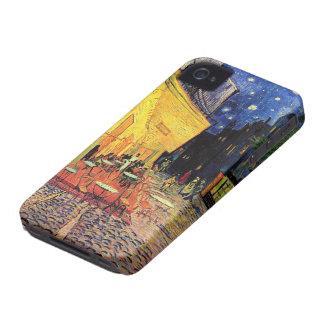 Van Gogh Cafe Terrace on Place du Forum, Fine Art iPhone 4 Cases