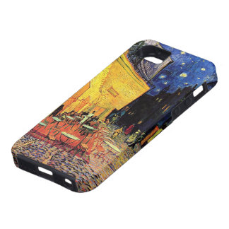 Van Gogh Cafe Terrace on Place du Forum, Fine Art iPhone 5 Cover