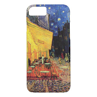 Van Gogh Cafe Terrace on Place du Forum, Fine Art iPhone 8/7 Case
