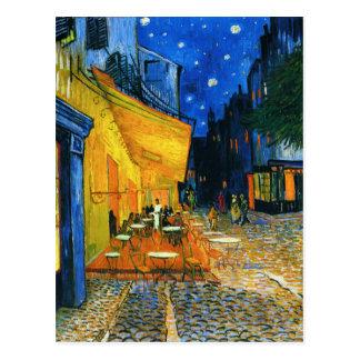 Van Gogh Café Terrace Postcard