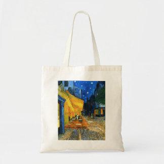 Van Gogh Café Terrace Tote Bag