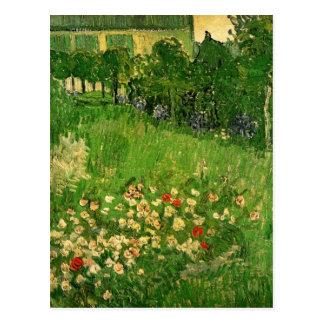 Van Gogh Daubigny s Garden Le Jardin de Daubigny Post Cards