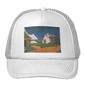 Van_Gogh_-_Drei_weiße_Hütten_in_Saintes-Maries Hats