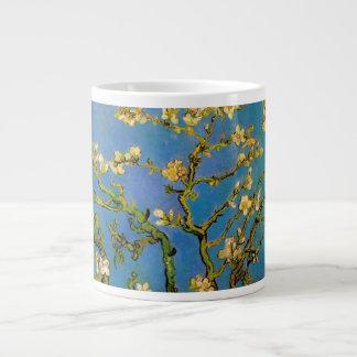 Van Gogh Flowers Art, Blossoming Almond Tree Jumbo Mug