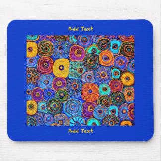 Van Gogh Flowers  Mousepad 2