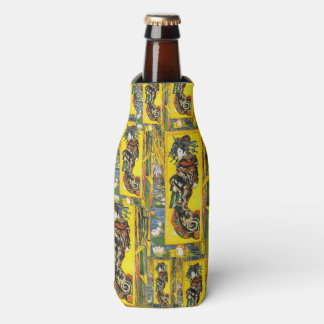 Van Gogh Geisha Bottle Cooler