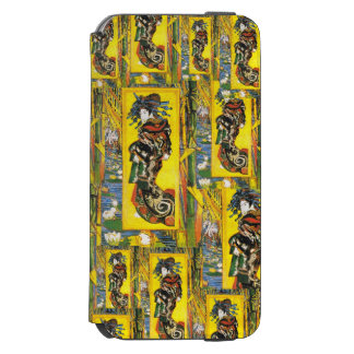Van Gogh Geisha Incipio Watson™ iPhone 6 Wallet Case