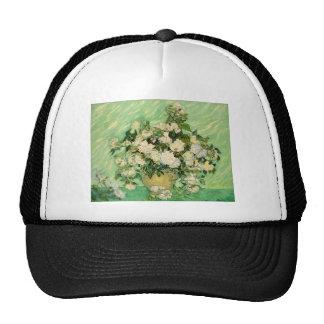 Van Gogh Gifts Still Life w/ Roses Impressionism Hats