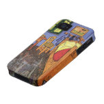 Van Gogh Impressionism, Vincent's Bedroom in Arles iPhone 4 Cover