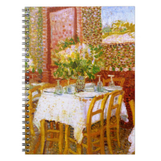 Van Gogh: Interior of a Restaurant Notebook
