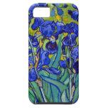 Van Gogh Irises 1889 iPhone 5 Cases