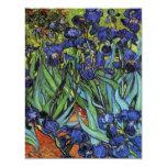 Van Gogh Irises Invitations