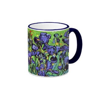 Van Gogh - Irises Coffee Mug
