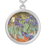 Van Gogh: Irises Pendants