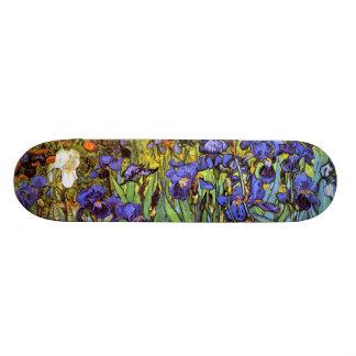Van Gogh: Irises Skate Decks