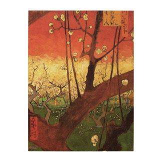 Van Gogh Japanese Flowering Plum Tree, Fine Art