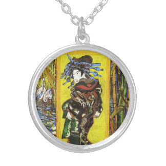 Van Gogh Japonaiserie Oiran Necklace