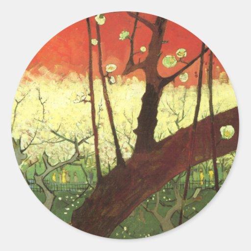 Van Gogh Japonaiserie Stickers