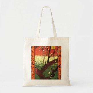 Van Gogh Japonaiserie Tote Bag