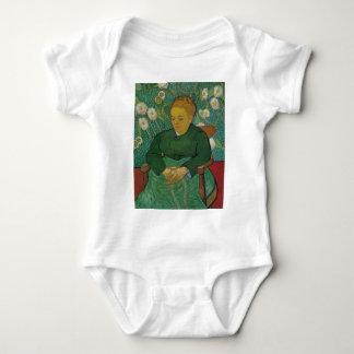 VAN GOGH - LA BERCEUSE (AUGUSTINE ROULIN) BABY BODYSUIT