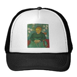VAN GOGH - LA BERCEUSE (AUGUSTINE ROULIN) MESH HATS