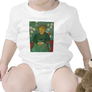 VAN GOGH - LA BERCEUSE (AUGUSTINE ROULIN) BABY CREEPER