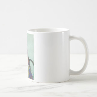 VAN GOGH - LA MOUSME BASIC WHITE MUG