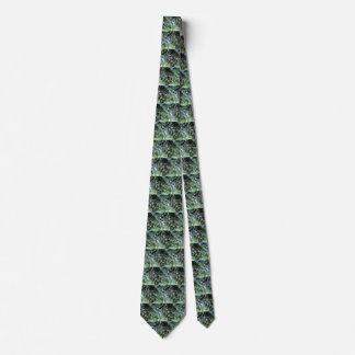 Van Gogh Les Peiroulets Ravine, Vintage Fine Art Tie