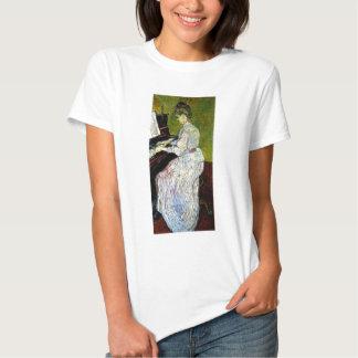 Van Gogh - Marguerite Gachet At The Piano T Shirt