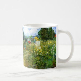 Van Gogh; Marguerite Gachet in Garden, Vintage Art Mug