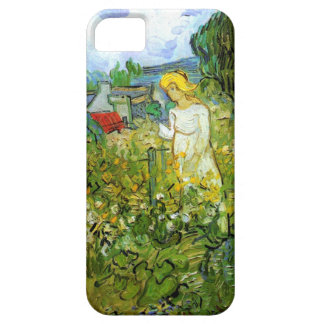 Van Gogh  Marguerite Gachet in the Garden iPhone 5 Covers
