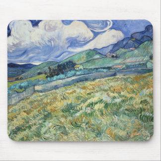 Van Gogh Mountainous Landscape Mouse Mat