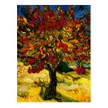 Van Gogh Mulberry Tree Fine Art Postcard