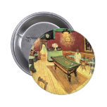 Van Gogh; Night Cafe in the Place Lamartine, Arles Badges