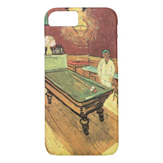 Van Gogh Night Cafe in the Place Lamartine, Arles iPhone 7 Case