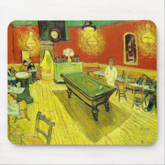 Van Gogh: Night Cafe Mouse Pad