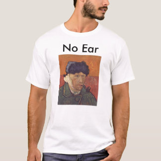 Van_Gogh No Ear T-Shirt