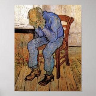 Van Gogh Old Man in Sorrow (F702) Print