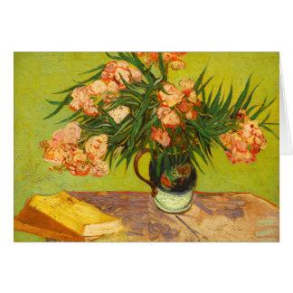 Van Gogh Oleanders Greeting Card