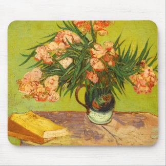 Van Gogh Oleanders Mouse Pad