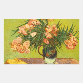 Van Gogh Oleanders Stickers