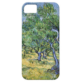 Van Gogh Olive Grove Barely There iPhone 5 Case
