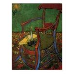 Van Gogh Paul Gauguin's Armchair, Vintage Art