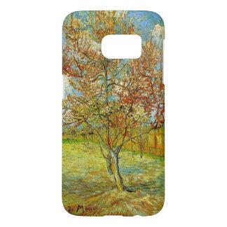 Van Gogh Pink Peach Tree in Blossom, Fine Art