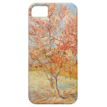 Van Gogh Pink Peach Tree in Blossom iPhone Case iPhone 5/5S Cases