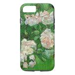 Van Gogh Pink Roses, Vintage Garden Fine Art iPhone 7 Case