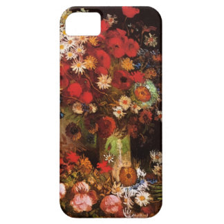 Van Gogh Poppies, Peonies and Chrysanthemums Case For The iPhone 5