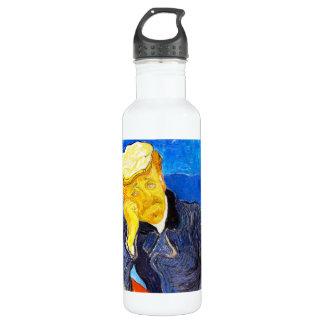 Van Gogh | Portrait of Dr. Gachet 710 Ml Water Bottle